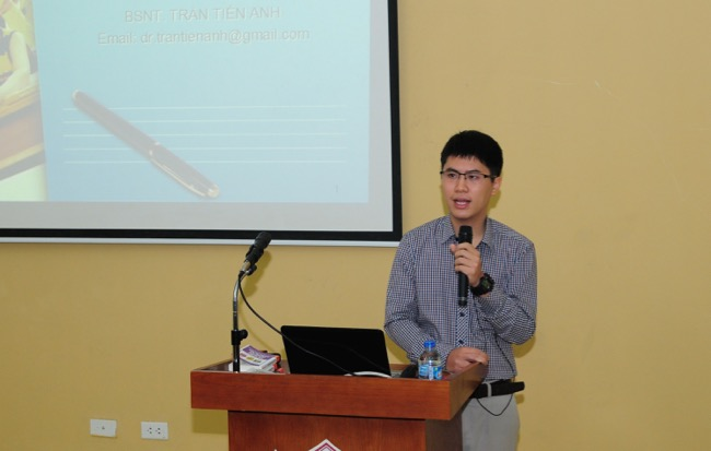 Tin tức - THE PATH TO DOCTORHOOD 2015: First step into the ocean