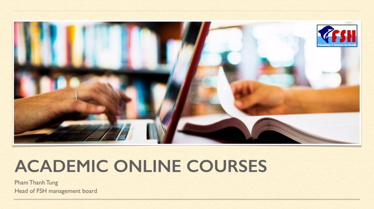 Online Courses - FSH Education Channel